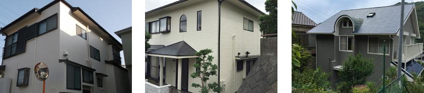 長崎市 すまいるリフォーム 外壁屋根塗装